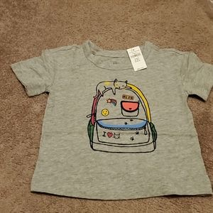 NWT Gap Interactive Graphic T-Shirt size 2,3,4